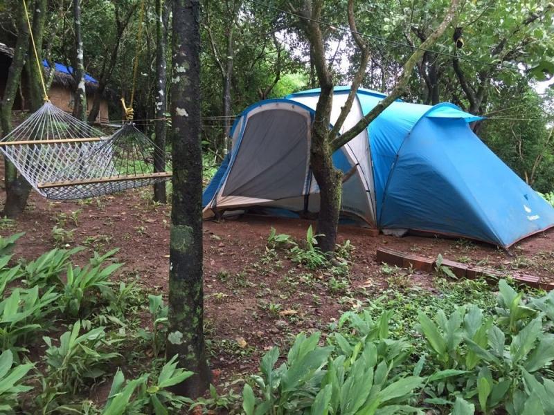 Camping at Paithalmala (Group Package)