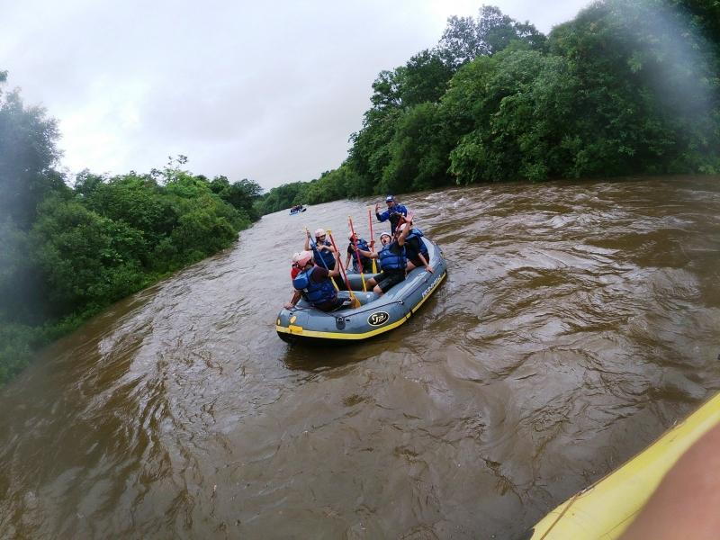 Kolad Rafting Trip with AC Dorm Stay (Weekend)