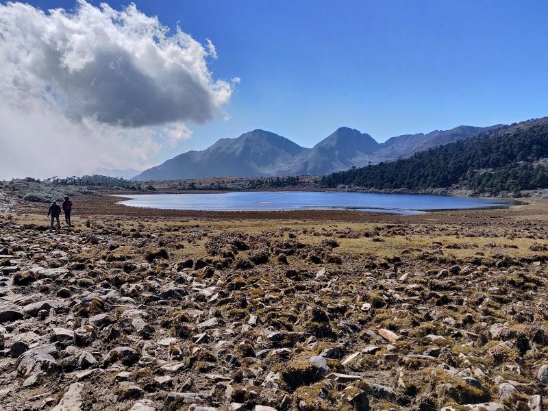 Bhangajyang Lakes Trek