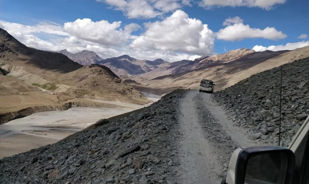 12-Day Spiti Valley Road Trip (ex-Delhi)