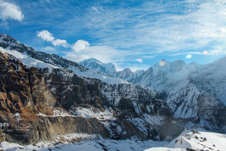 9 Day Annapurna Base Camp Trek