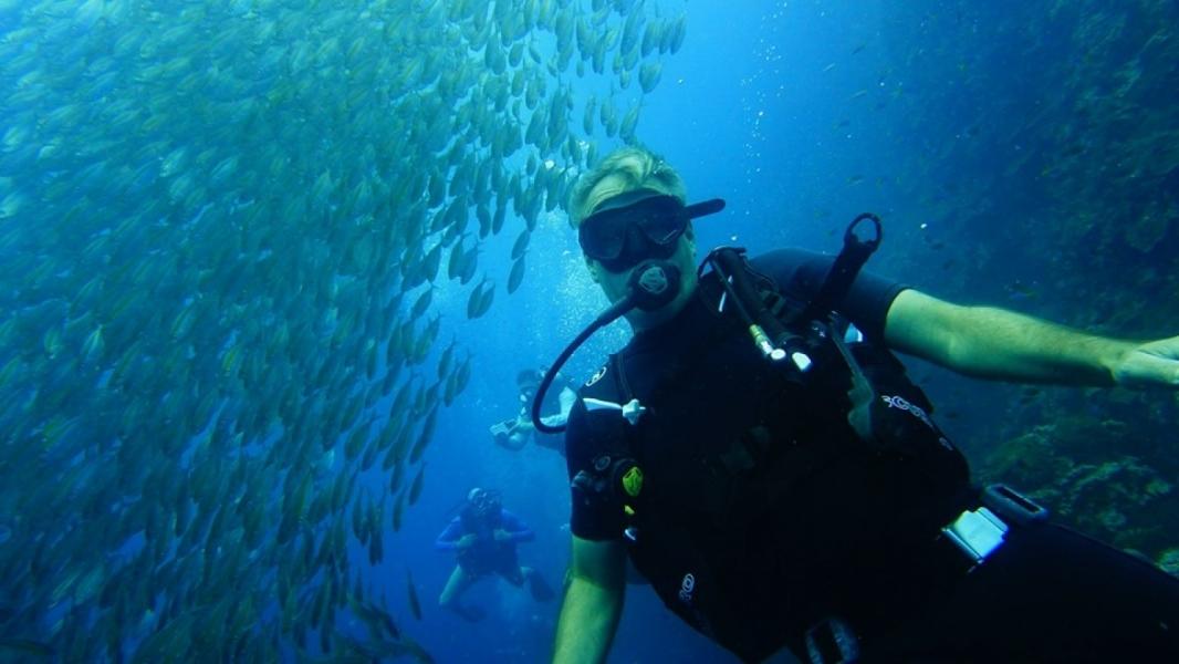 PADI Open Water Diver Course in Koh Samui, Thailand