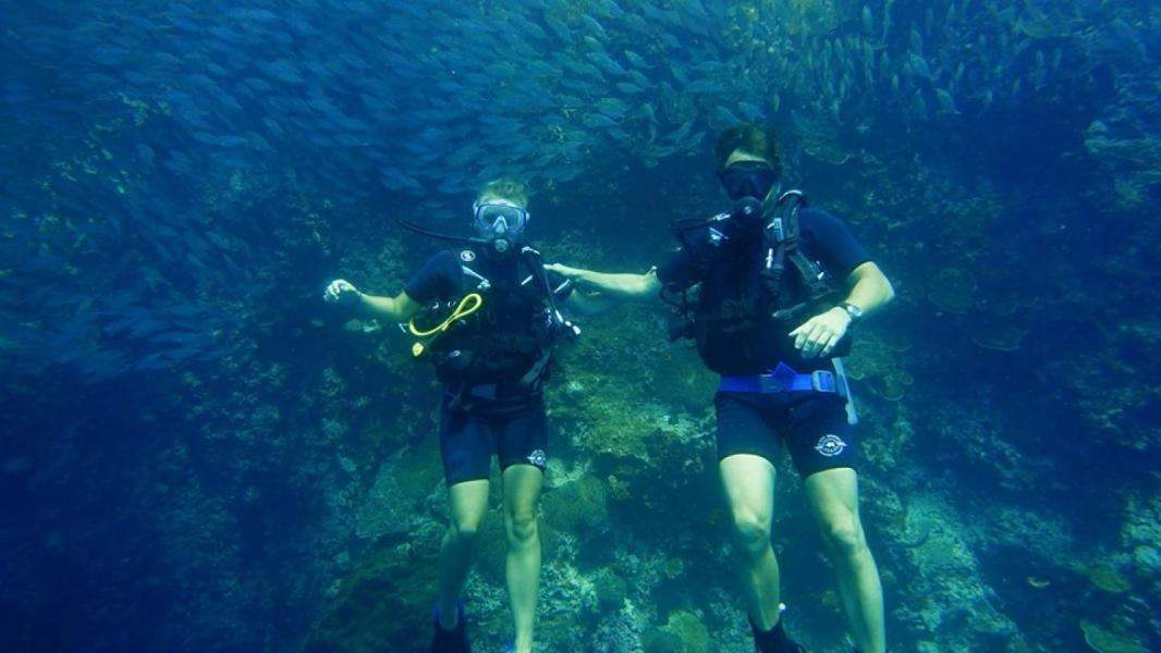 PADI Advanced Open Water Diver Course in Koh Samui, Thailand