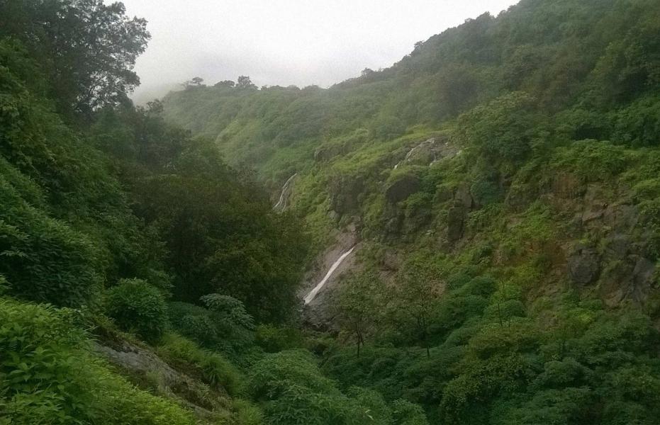 Monsoon Trek to Andharban