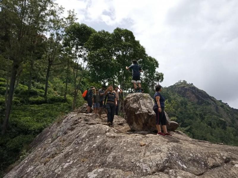 Camping in Kotagiri, Tamil Nadu