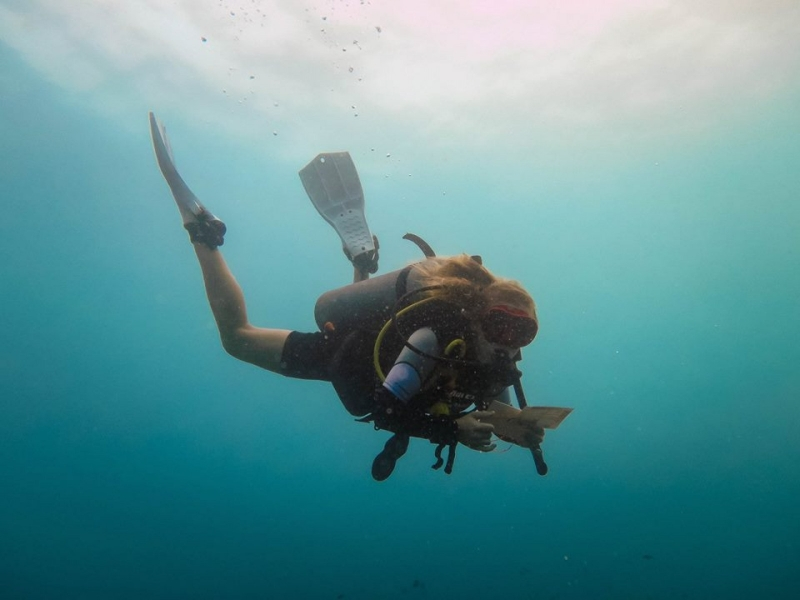 Discover Scuba Diving in Gili Trawangan