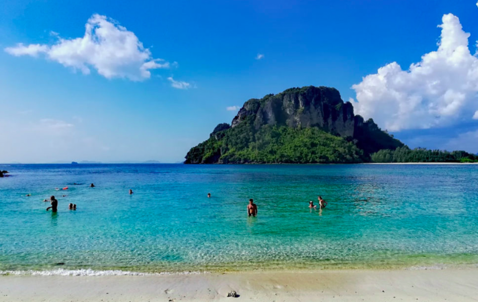 Krabi's 4 Islands Snorkelling Tour