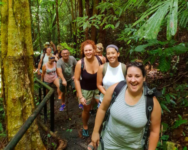 Phuket Rainforest Adventure