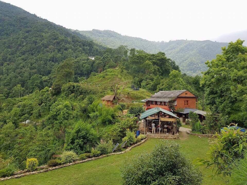 Nature Camping in Pokhara, Nepal (1N2D)