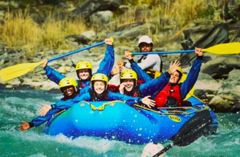 Trishuli River Rafting Trip