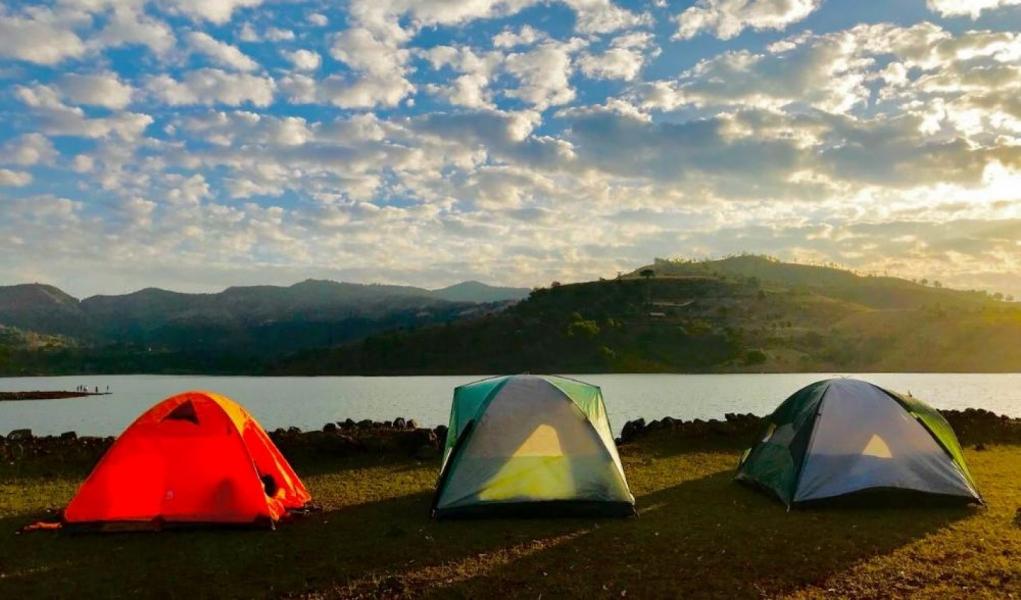 Panshet Camping