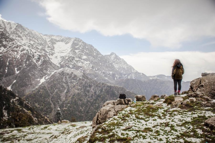 Snowline Triund Trek