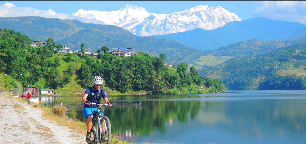 Fewa and Begnas Lakes Mountain Biking Tour