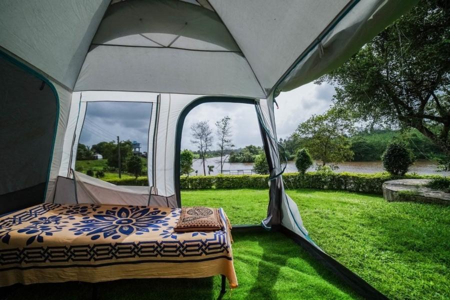 Karjat Lakeside Luxury Camping