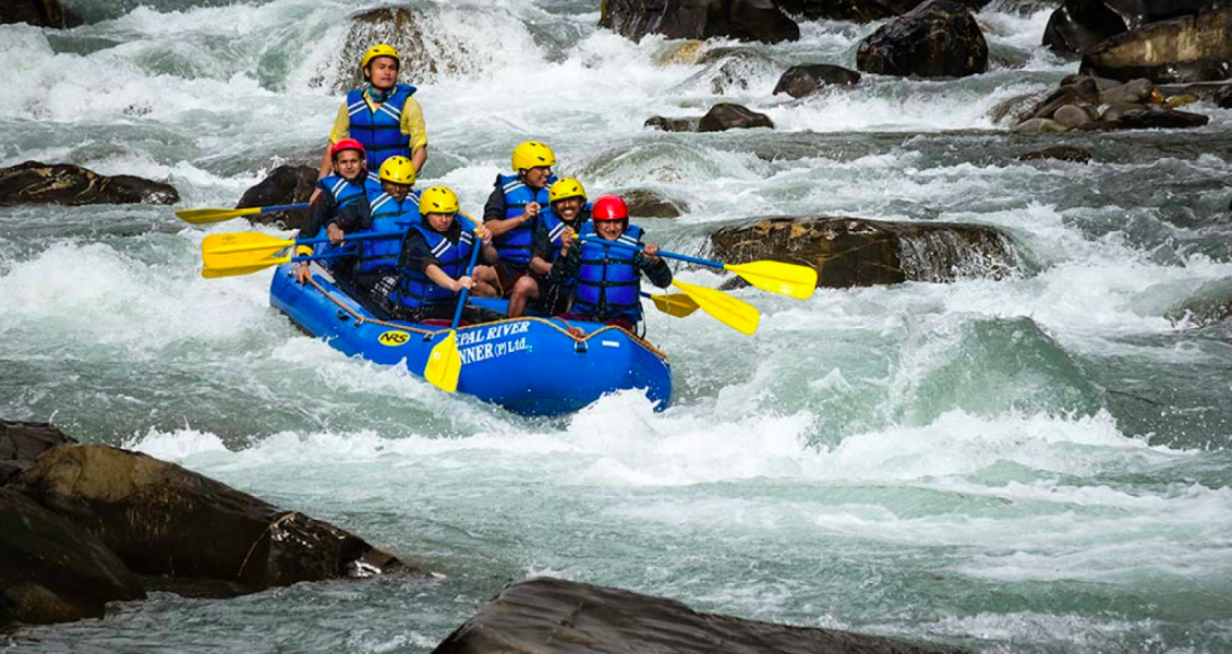 2-Day Bhote Koshi River Rafting Trip