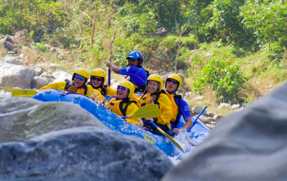 3-Day Kaligandaki River Rafting Trip