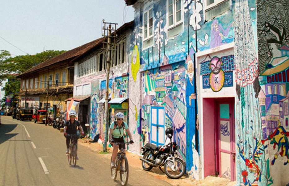 Explore Fort Cochin on cycles
