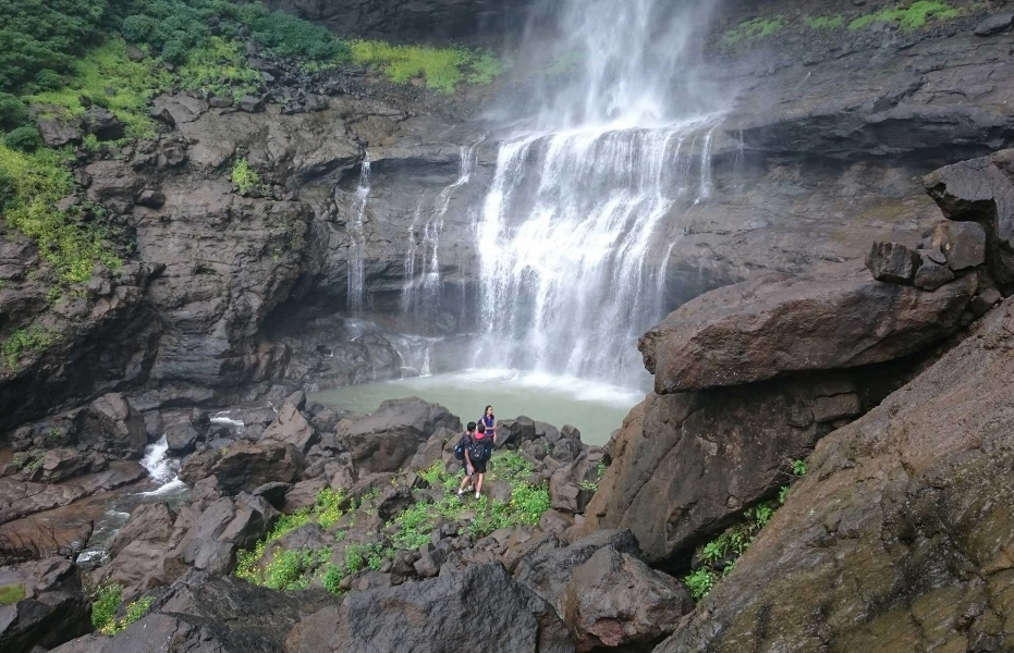 Trek to Kataldhar Waterfall (Ex-Pune)