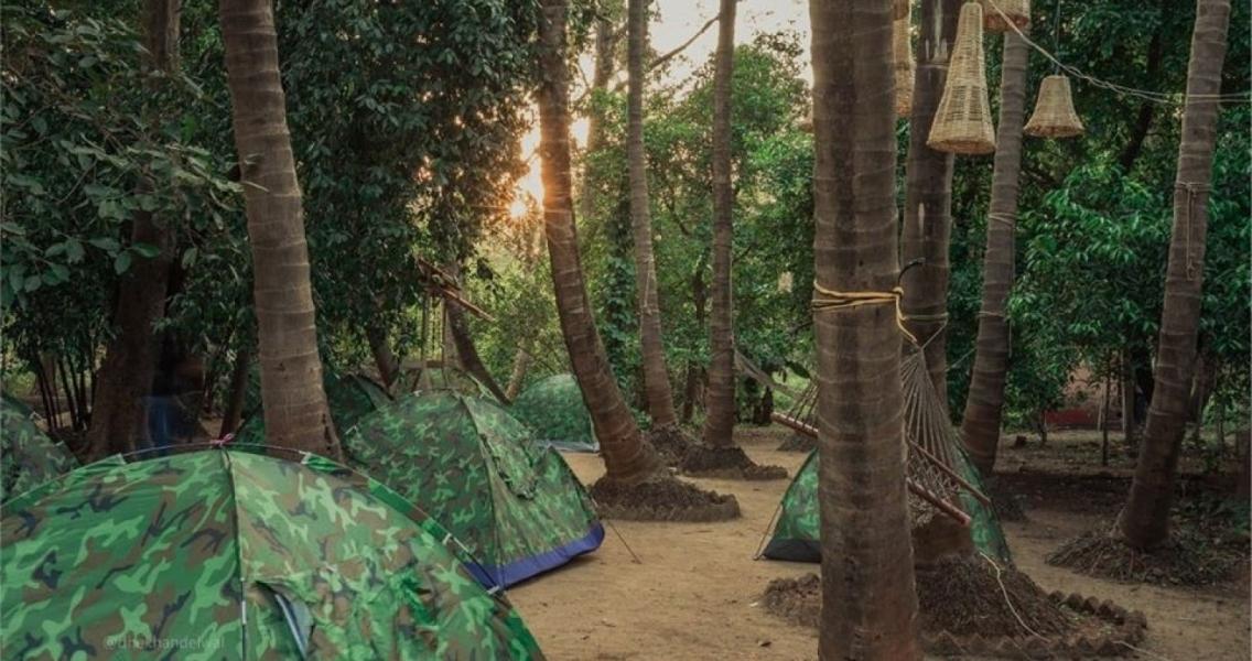 Camping in Karjat (Weekday)