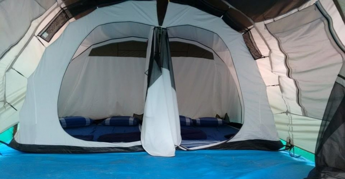 New Year's Special: Camping in Sakleshpur (Army Tents)