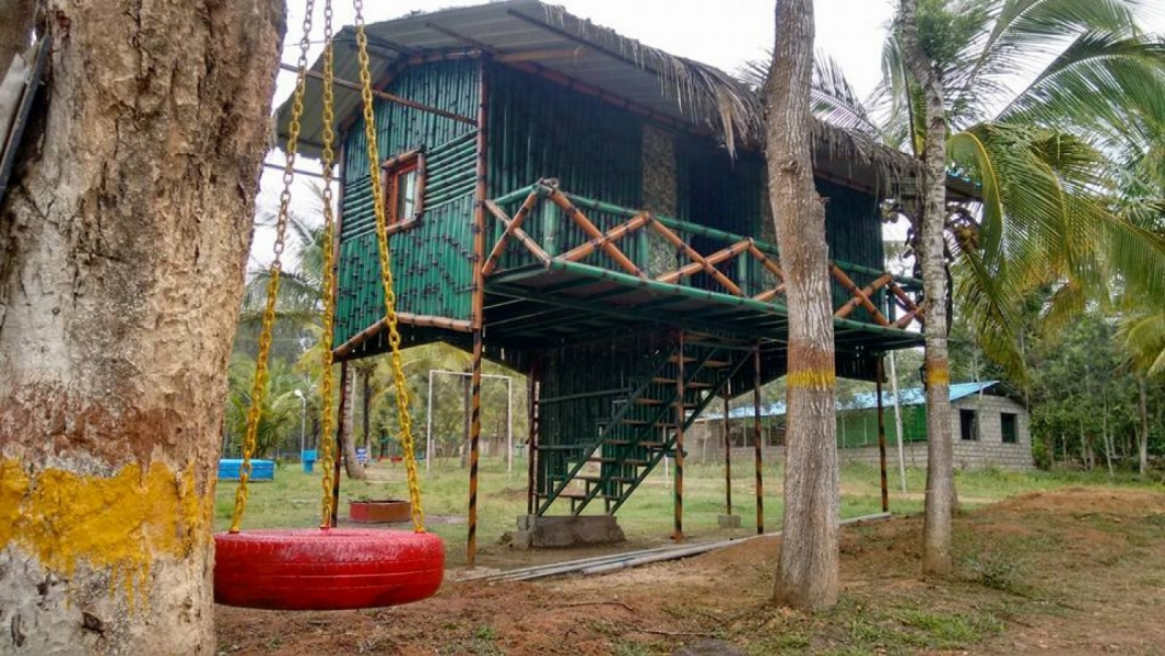 New Year's Special: Camping at Sakleshpur (Treehouse Stay)
