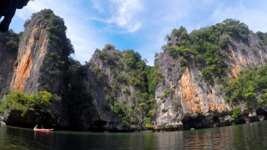 Phang Nga Bay-James Bond Island Sightseeing and Kayaking Tour