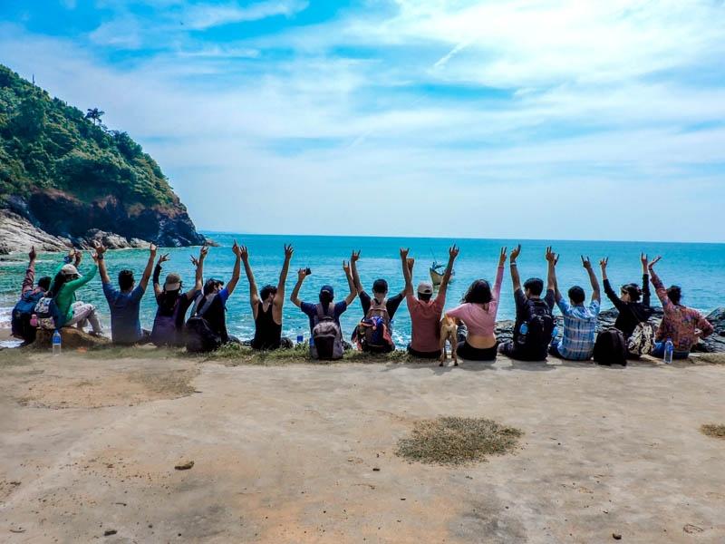 New Year Special: Kumta-Gokarna Beach Trek