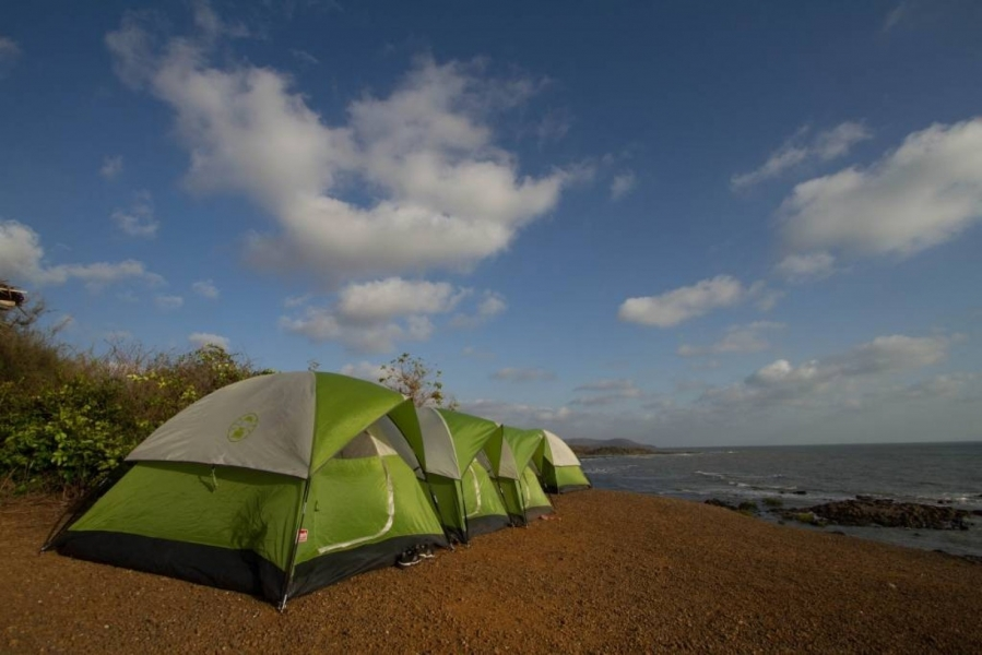 Kashid Beach Prime Camping - Sea View Tents