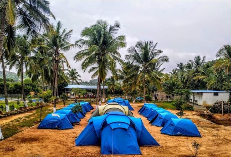 New Year Special: Devarayanadurga Adventure Camping near Bangalore