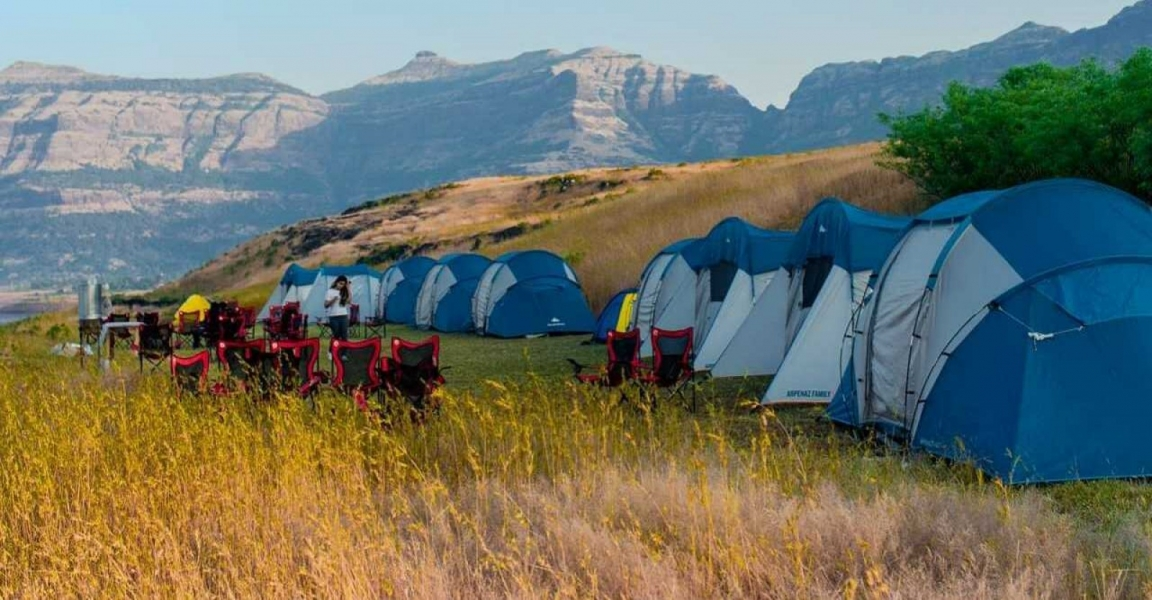 New Year Special: Camping in Bhandardara