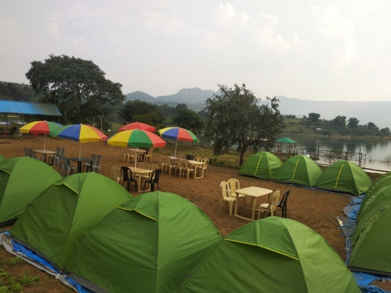 New Year Special: Lakeside Camping at Pawna (Ex-Pune)