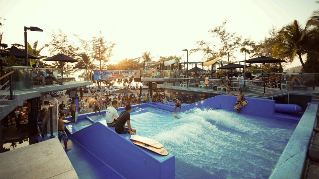 Patong 1 Hour Surfing Experience
