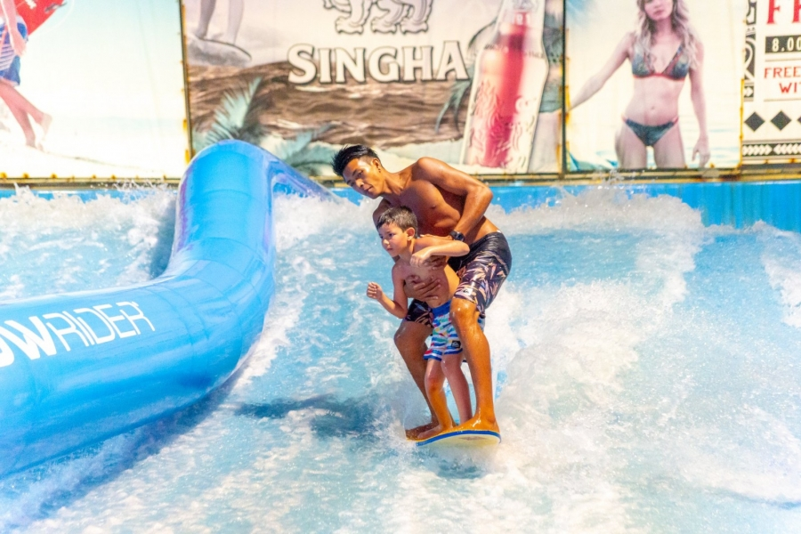 Patong Kids Surfing Experience