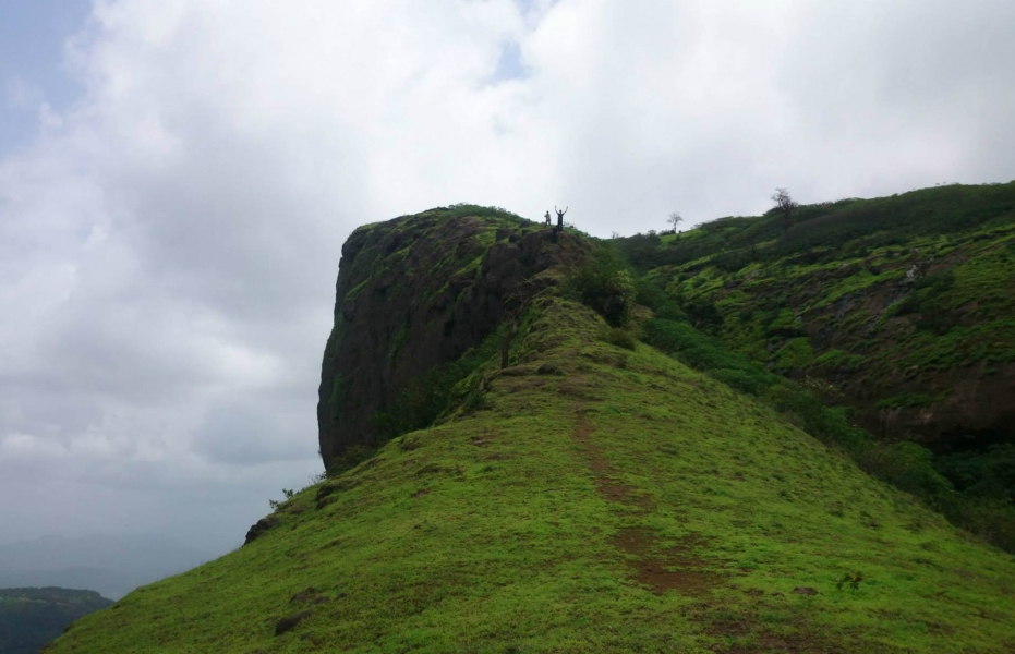 Trek to Duke's Nose (Ex-Pune)