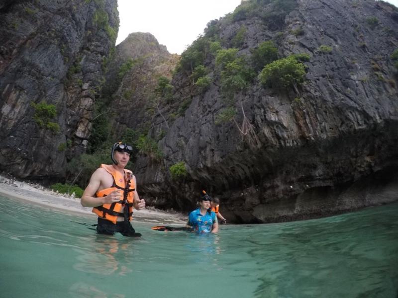 Phi Phi Island Sunset Plankton Tour