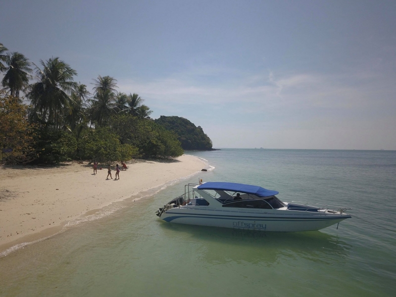 Speedboat Day Trip in Phang Nga Bay