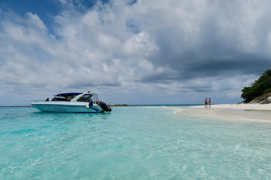 Speedboat Day Trip in Racha Islands