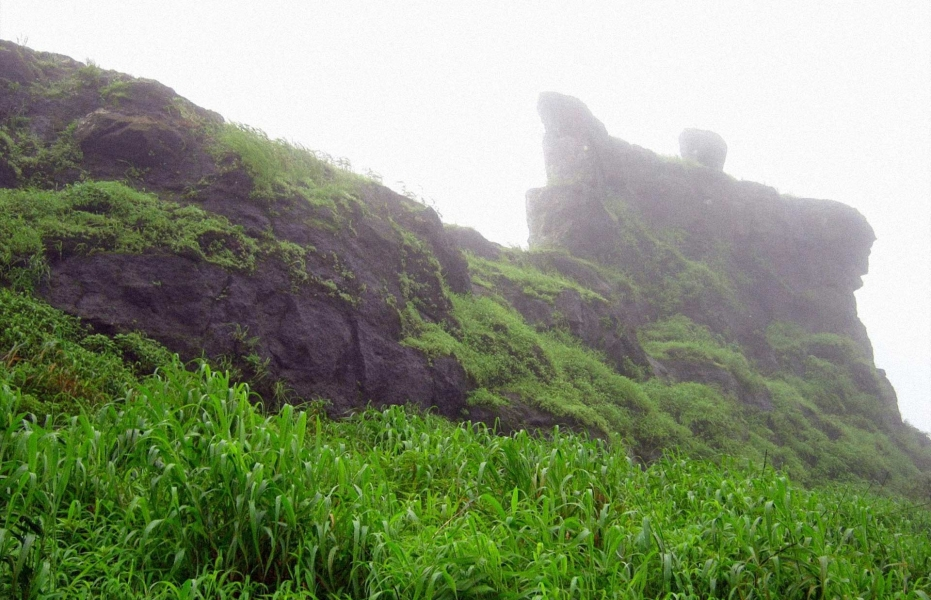 Trek to Kohoj Fort