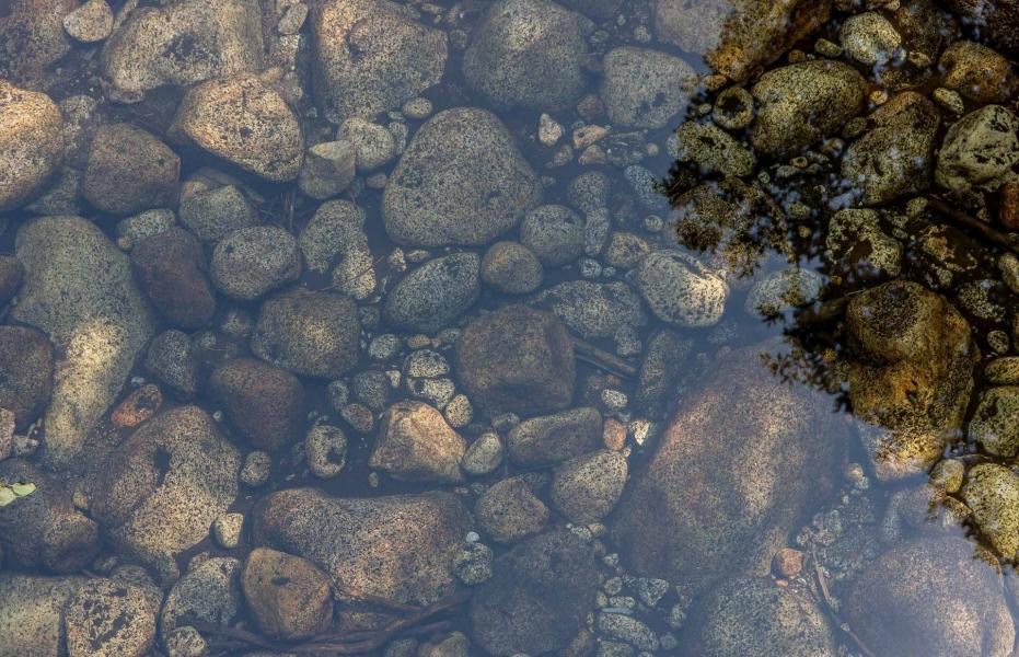 Trek to Roopkund, Mystery Lake
