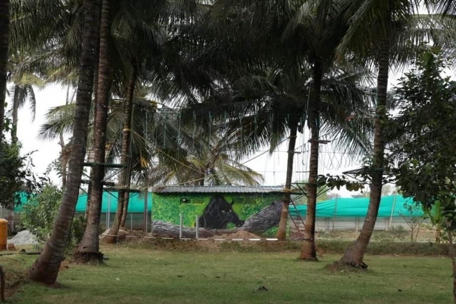 Day adventure trip near Mysore