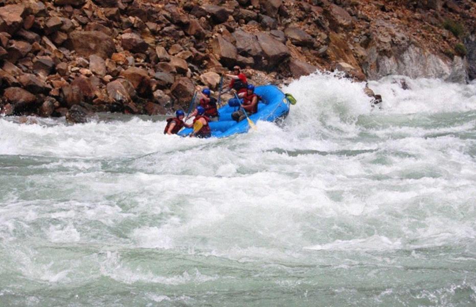 River Rafting in Rishikesh - 35 kms