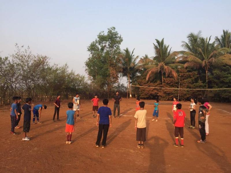 Kids Camp in Kolad (7-15 years, ex Mumbai)