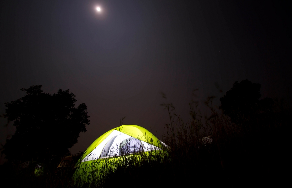 Night trek to Rajmachi