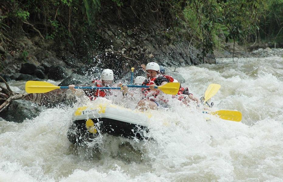 One Day Rafting - Kaudiyala Stretch