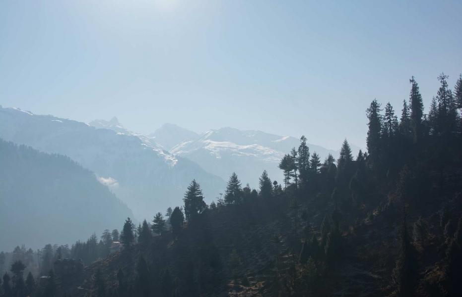 Khar Myundari Trek (near Manali)