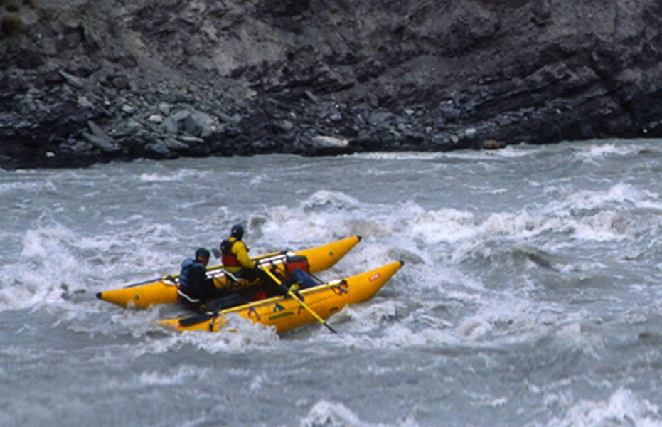 Zanskar Rafting Expedition