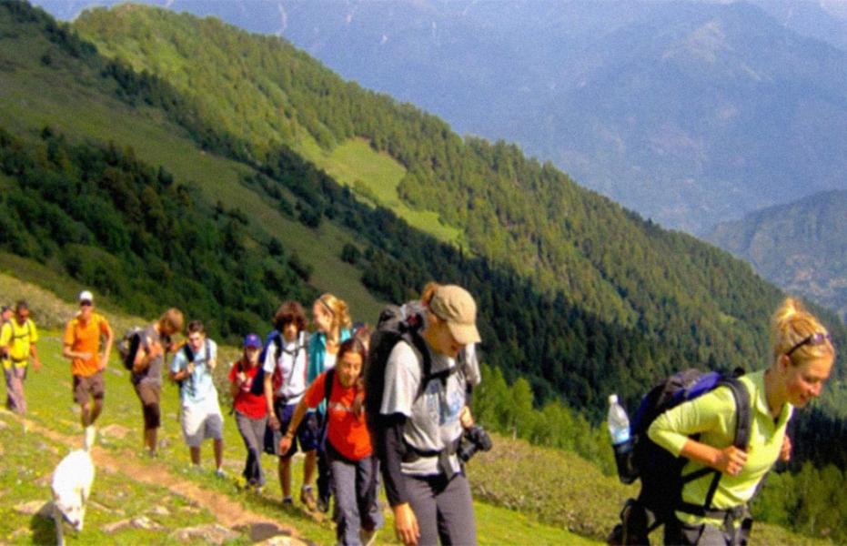 Day Trek to Malana Village (ex-Kasol)
