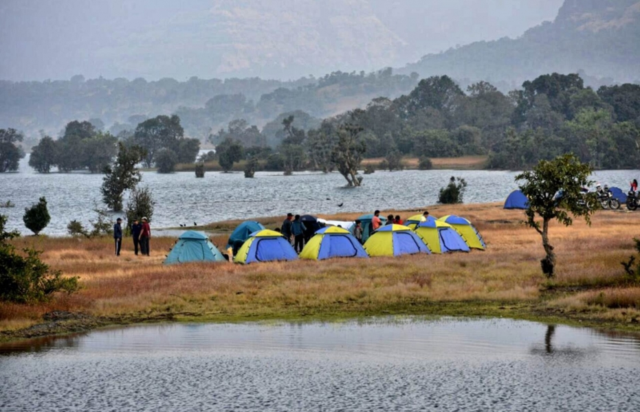 New Year's Special - Camping at Sandhan Valley