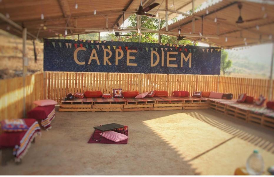 New Year Camping at Khopoli