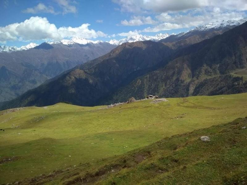 Pushtara Meadows Trek via Phulara Ridge